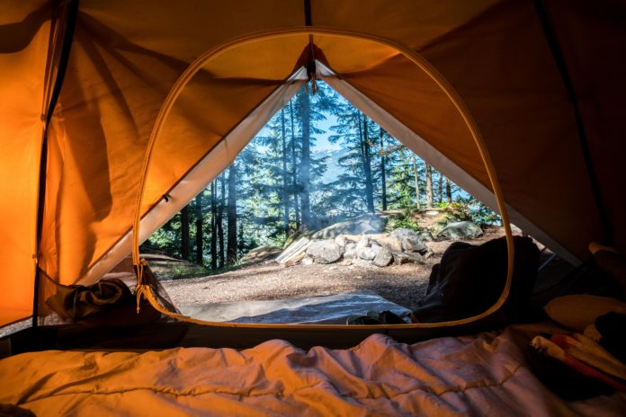Campgrounds in Lake Tahoe