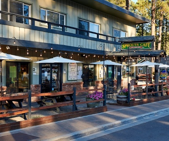 Sprouts Cafe a healthy food option in Lake Tahoe